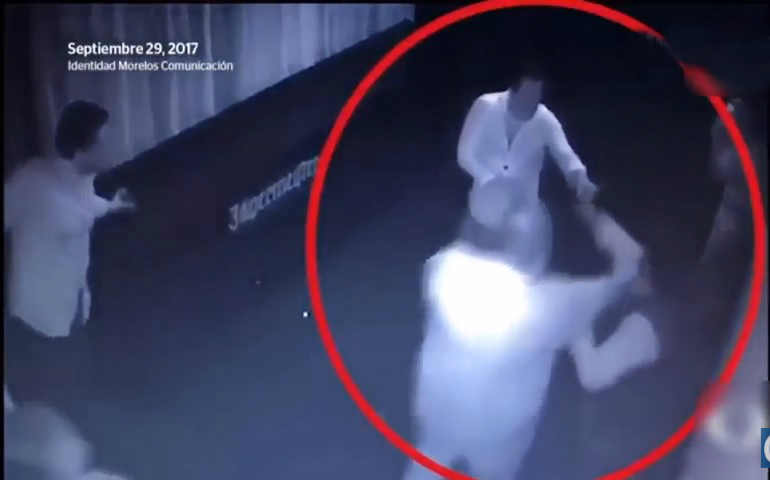 Cae 'El Negro' por asesinato en bar de Cuernavaca