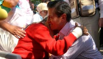 pena nieto entrega morelos tarjetas bansefi chip afectados sismos