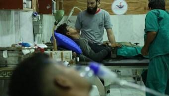 Rusia veta investigación ataques químicos Siria
