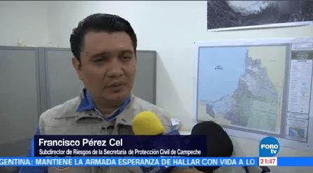 Autoridades Campeche Recomiendan Medidas Protegerse Frío