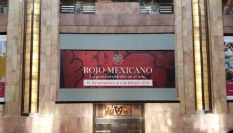 Realizarán exposición de grandes obras con pigmento mexicano