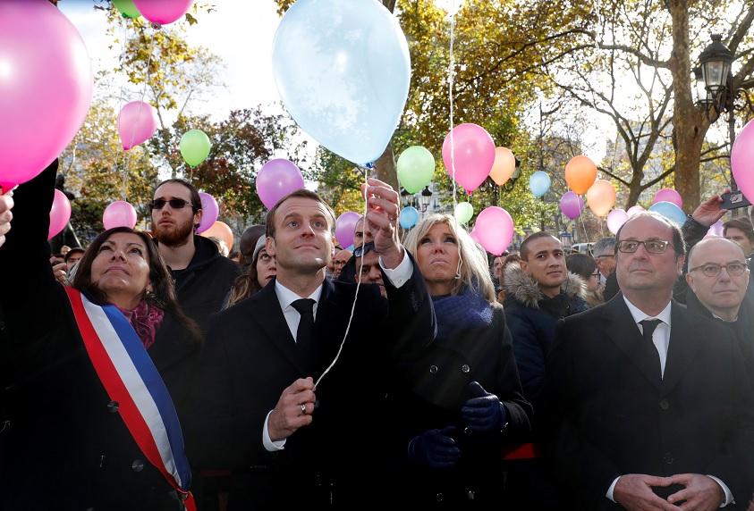 Francia recuerda a víctimas del Bataclan, dos años después del ataque terrorista