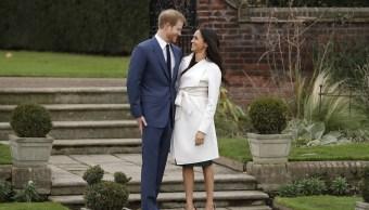 Fecha boda real Enrique Inglaterra y Meghan Markle