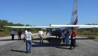 Continua búsqueda de pescadores desaparecidos en costas de Chiapas