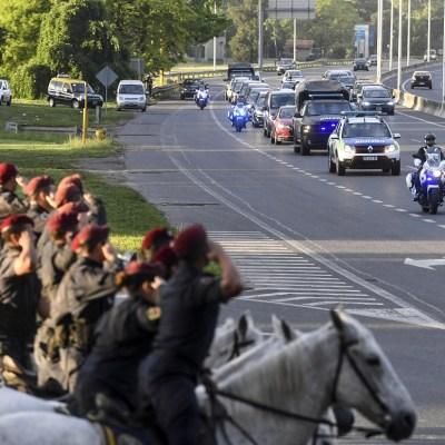 Llegan a Argentina cuerpos de víctimas de atentado en Nueva York