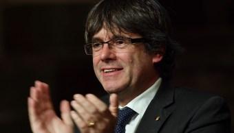 Carles Puigdemont encabezará campana electoral Bélgica