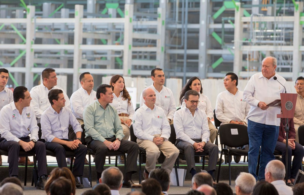 pena nieto anuncia nuevo yacimiento petrolero campos terrestres veracruz