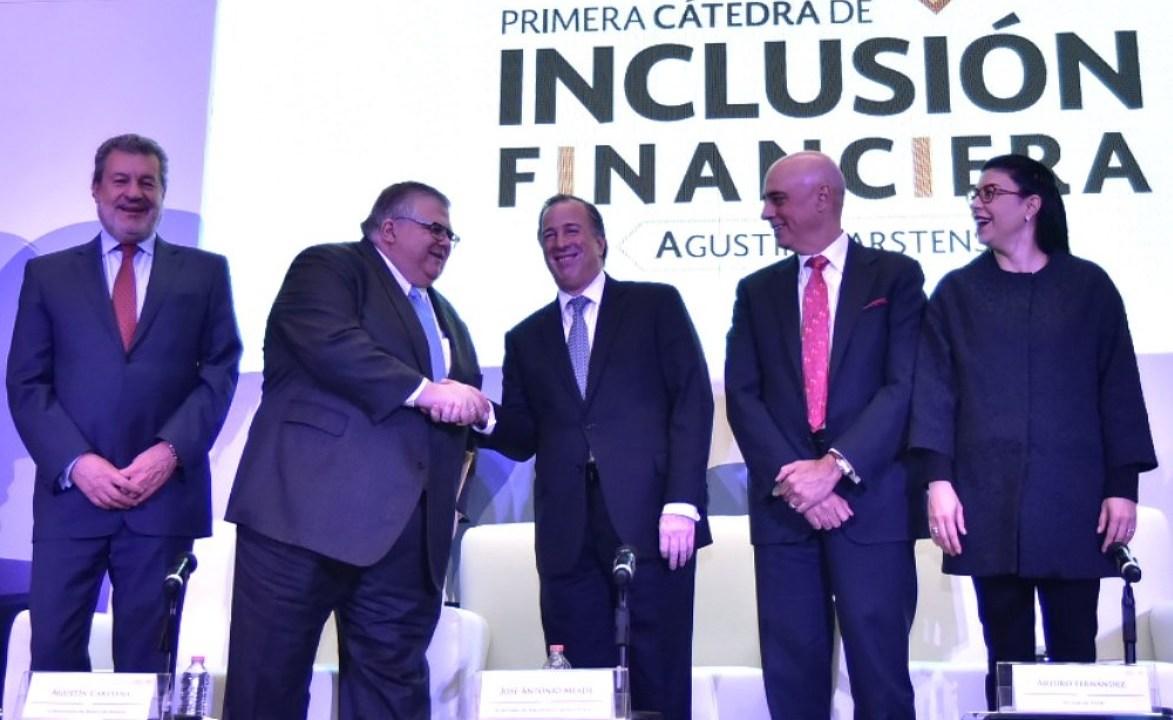mexico enfrenta desafios aumentar inclusion financiera advierte carstens