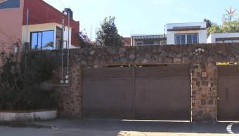 Casa comprada por Alejandro Vera y su esposa en Morelos