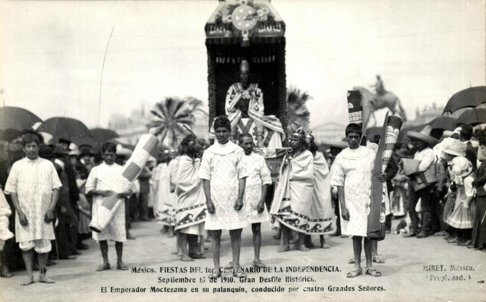 Primer Centenario Independencia