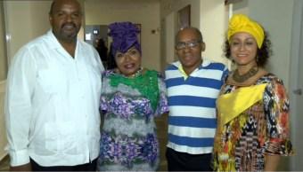 comunidad afrodescendiente se reune en veracruz