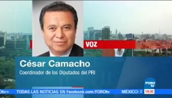 Cuestionan Diputados Seguridad México San Lázaro Legisladores