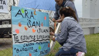 Esperan noticias del ARA San Juan; Submarino argentino habría sufrido explosión