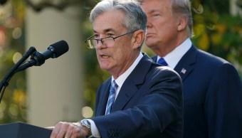 Donald Trump, nominó a Jerome Powell para presidir la Fed