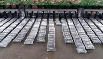 cargamento millonario droga salio michoacan se dirigia estados unidos