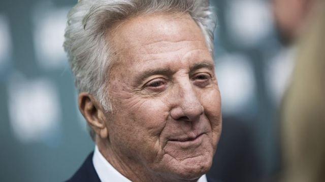 Acusan a Dustin Hoffman de acosar sexualmente a una joven en 1985