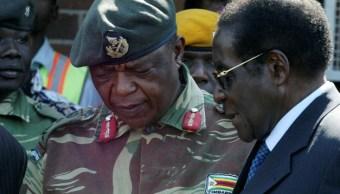Reino Unido y Estados Unidos alertan sus ciudadanos Zimbabue