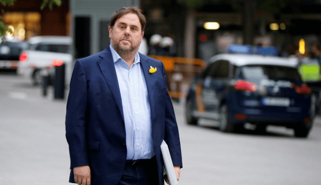 Exvicepresidente catalán Oriol Junqueras permanecerá en prisión