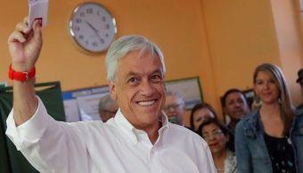piñera eleccion presidencial chile exmandatario votacion
