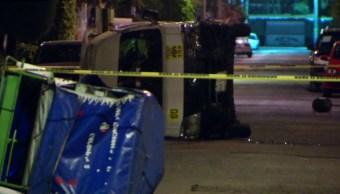 muere un mototaxista tras ser embestido por una combi