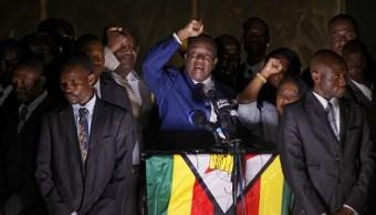 Mnangagwa anuncia el 'comienzo de una nueva democracia' en Zimbabue