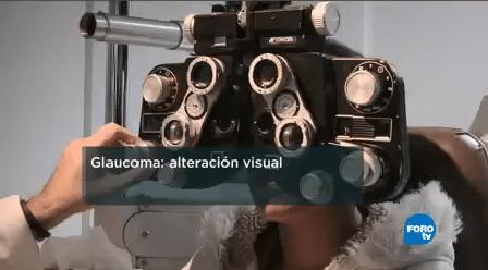 Enfermedades Ojos Glaucoma Enfermedad Quitando Visibilidad