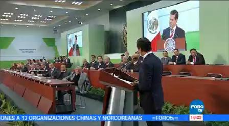 Epn Celebra Aumento Salario Mínimo Presidente Enrique Peña Nieto