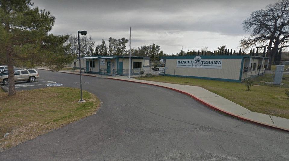 Escuela Rancho Tehama de California, donde un tiroteo dejó 3 muertos