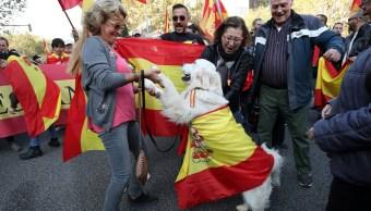 """Rajoy considera """"absurdo"""" referéndum para que Cataluña deje la UE"""