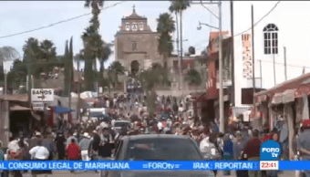 Esperan Más 300 Mil Peregrinos Jalostotitlán Jalisco
