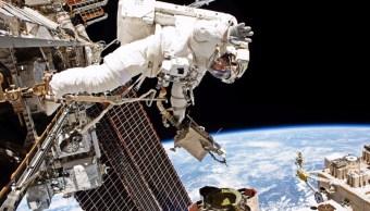 Astronautas celebrarán el Día de Acción de Gracias desde el espacio