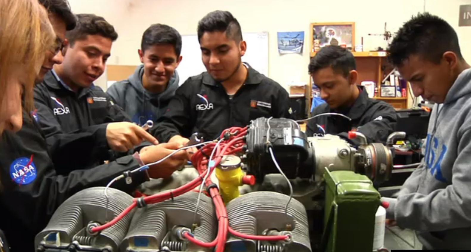 Estudiantes de Hidalgo ganan premio en la NASA | Noticieros Televisa