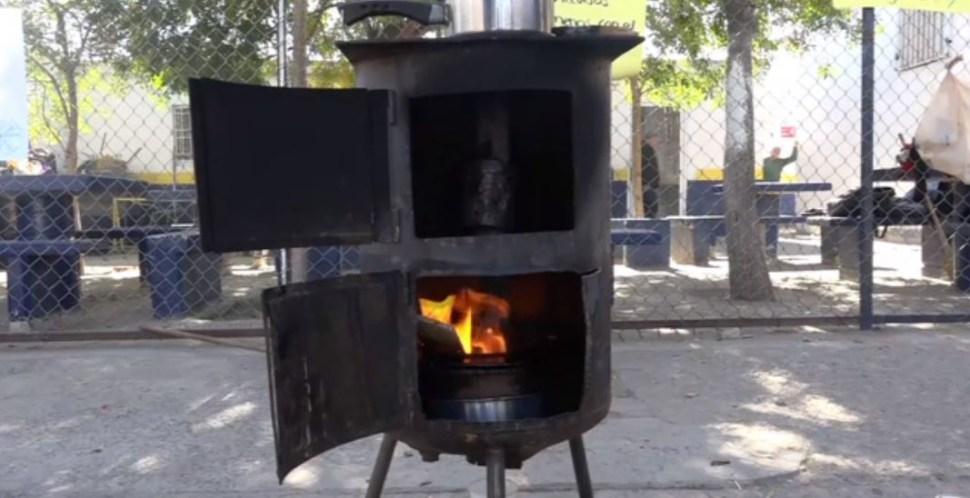 estudiantes de ciudad juarez crean calentadores con aceite comestible