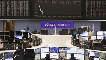 Aerogeneradores impulsan a las acciones europeas