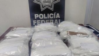 detienen personas cocaina aicm aeropuerto cdmx