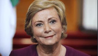 Frances Fitzgerald deja el cargo de viceprimera ministra de Irlanda