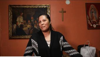Migrante mexicana en EU Francisca Lino