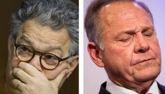 politicos estadounidenses son vilculados a escandalos sexuales