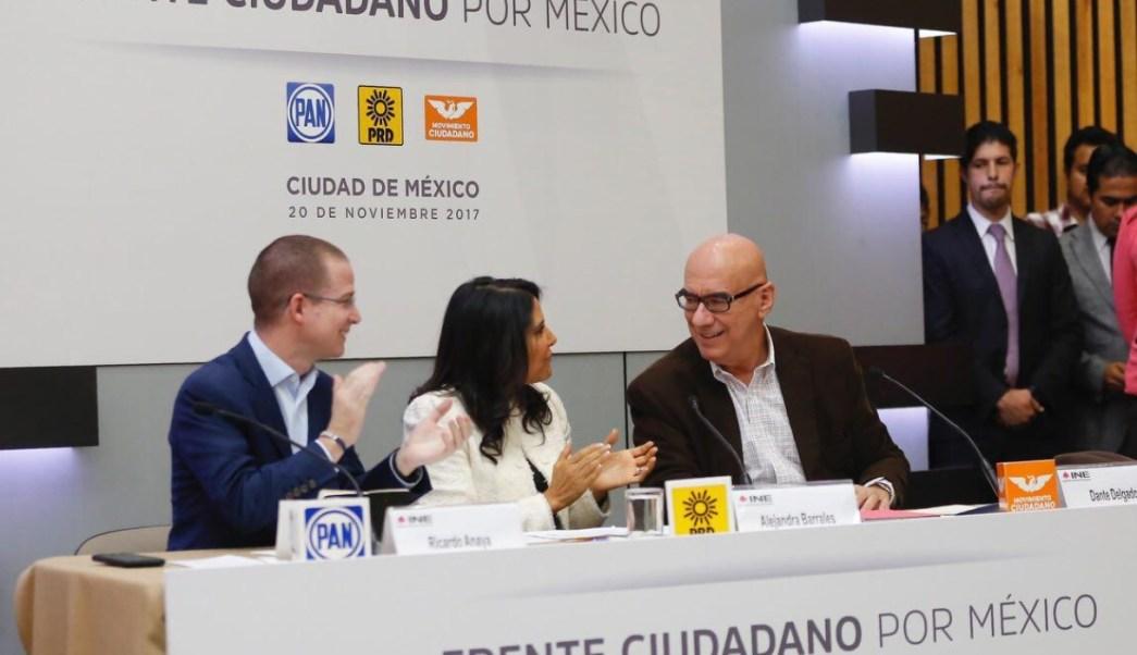 agrupaciones politicas reiteran llamado participacion frente ciudadano mexico