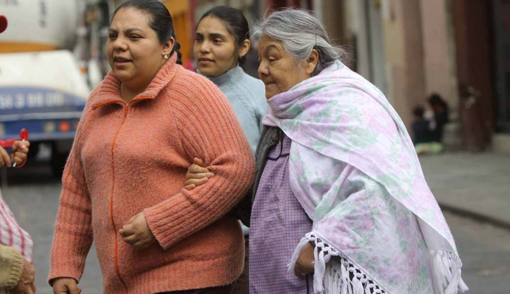 Temporada invernal provoca bajas temperaturas en Veracruz