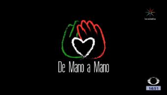 Fundación Mano Mano Apoya Reconstrucción Sismos