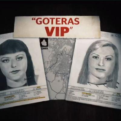 Las Goteras VIP: las mujeres que usan Tinder para robar en la CDMX