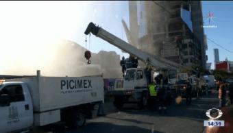 Hallan Cuerpo Mujer Derrumbe Monterrey
