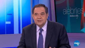 Confía Héctor Larios en obtener buenos resultados en renegociación del TLCAN