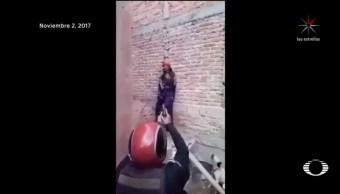 policias aguascalientes narran rescate menor maltrato