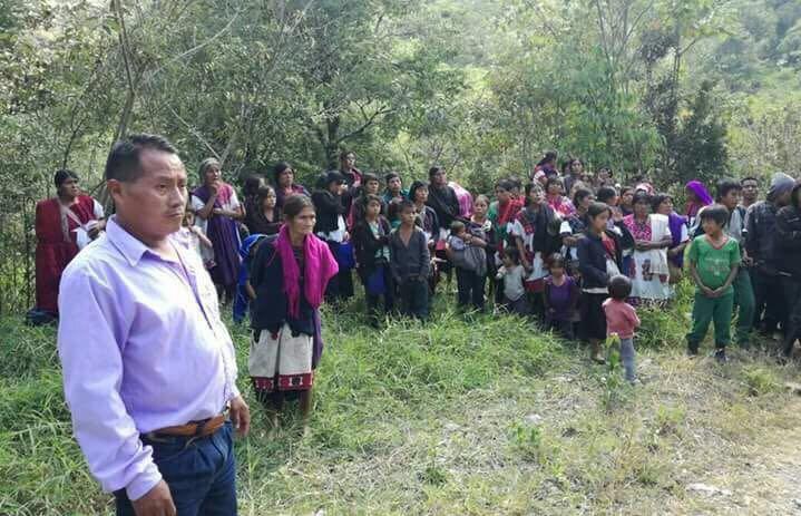 Derechos Humanos solicita protección para desplazados en Chiapas