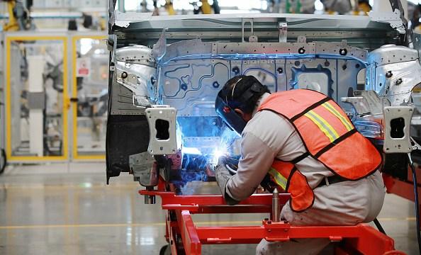 La industria automotriz alcanza cifra histórica en manufactura