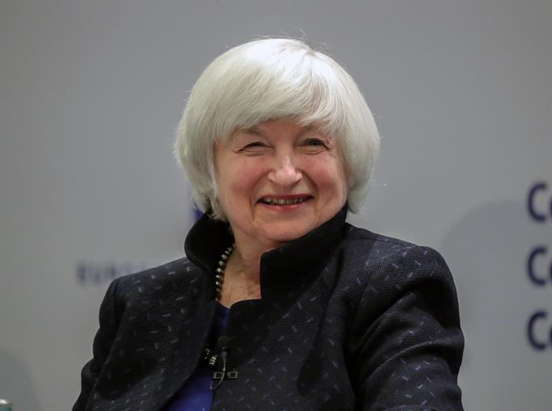 Janet Yellen dejará la Fed al finalizar su mandato