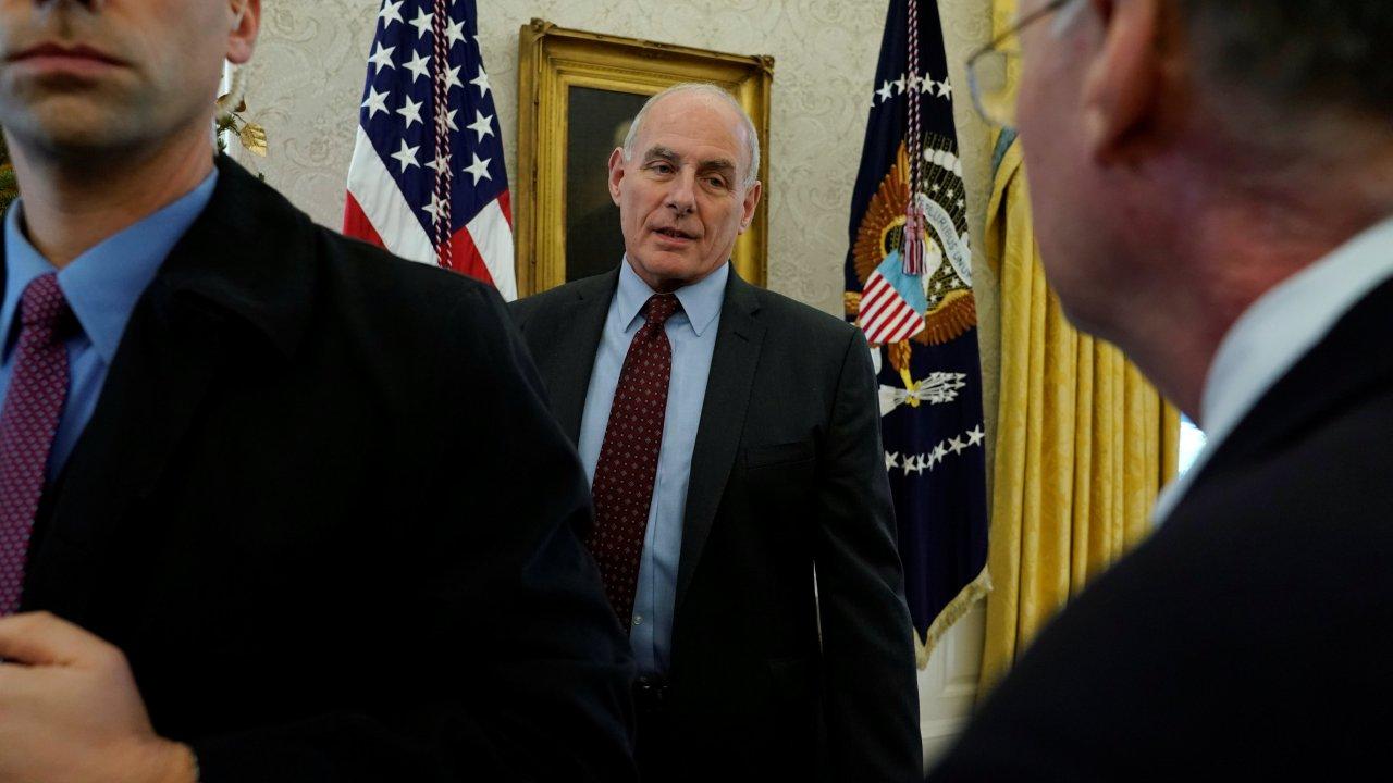 Kelly asegura Tillerson que son falsas informaciones su despido
