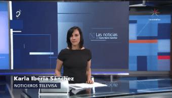 La Noticias, con Karla Iberia- Programa del 20 de noviembre de 2017